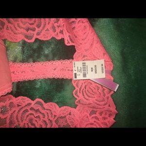 PINK Victoria's Secret Intimates & Sleepwear - 2 pairs of medium pink v.s. Panties